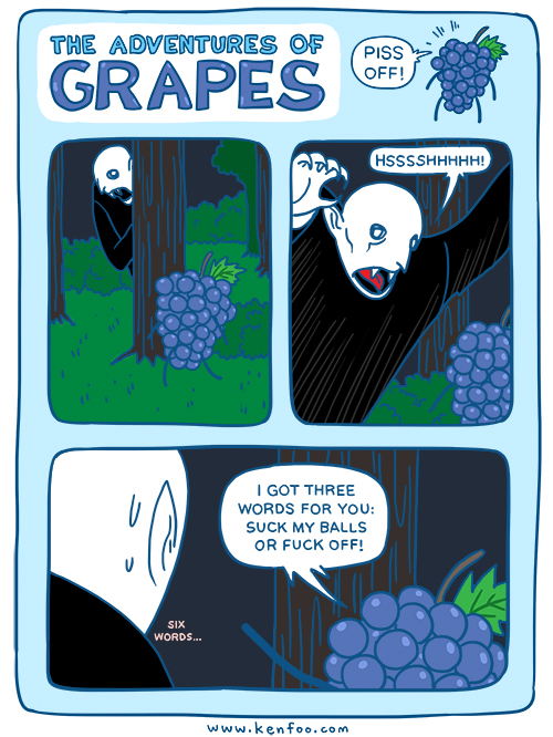Adventures of Grapes 003