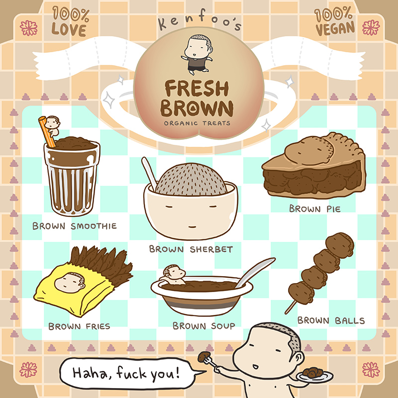 Fresh Brown 002
